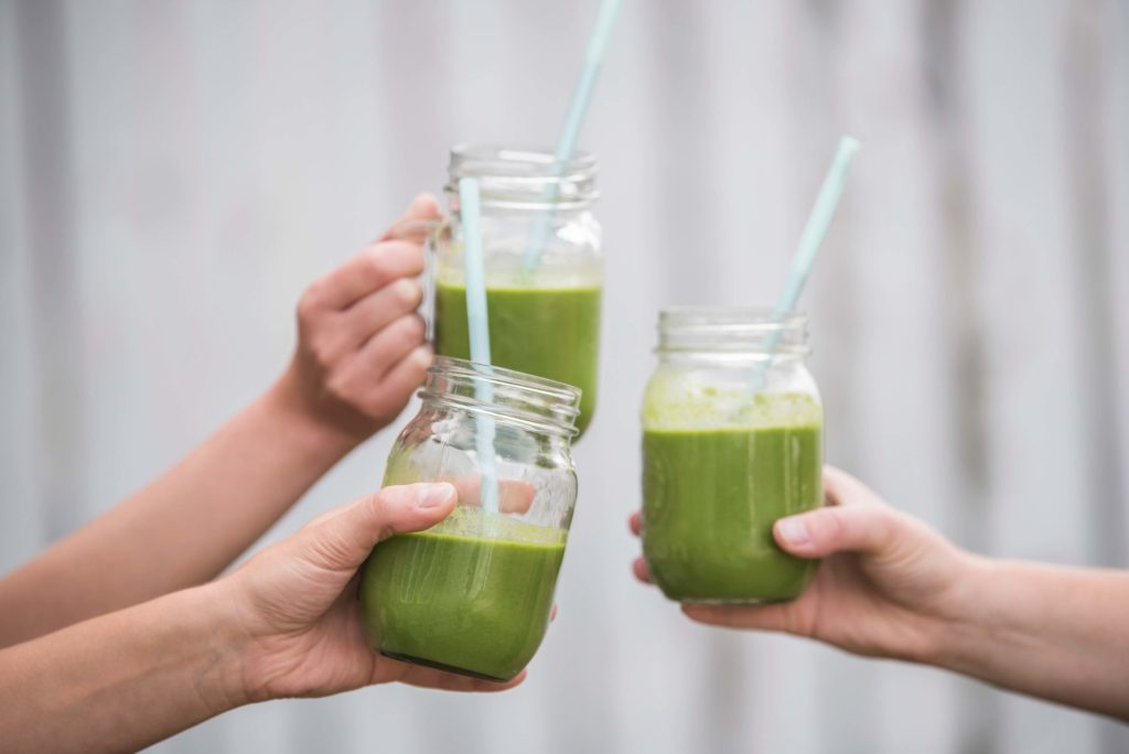 spring clean_green juices